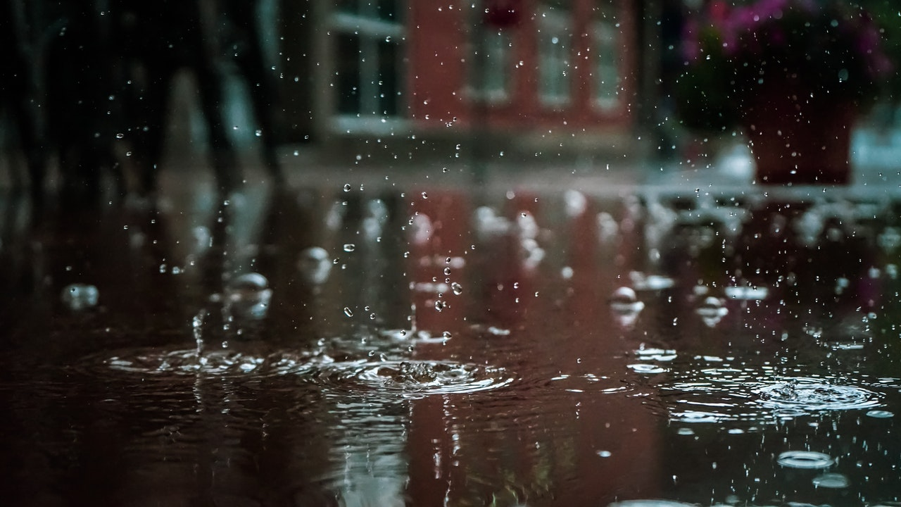 movies with rain in the title